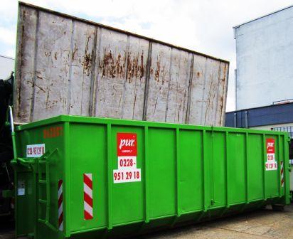 Containerdienst - Bonn -Abrollcontainer